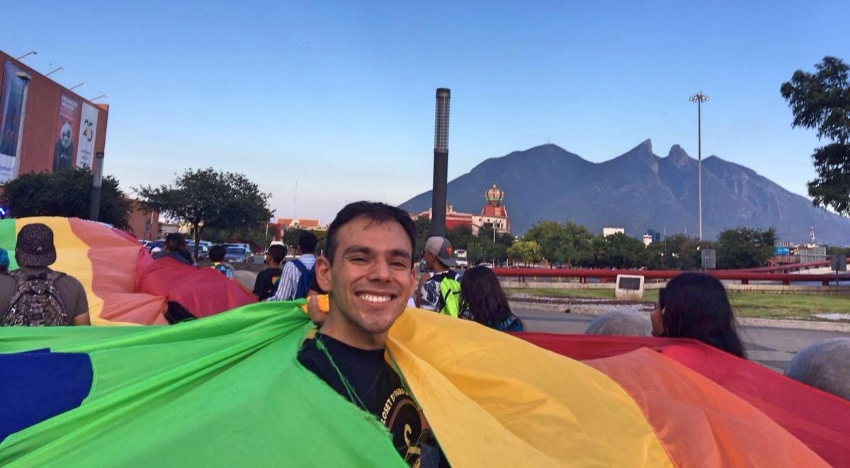 El matrimonio igualitario ya será legal en mi estado, Nuevo León. Claro que se siente personal