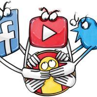Los políticos dejaron crecer a Facebook y Twitter. ¿Por qué apenas se quejan?